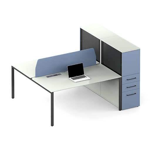 Simply 5025 modular office desks