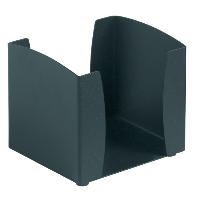 Black Life paper cube for paper stacking