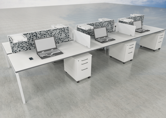 Ukhuni's Simply desk range is perfect for small office design
