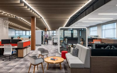 Design an agile office for 2020