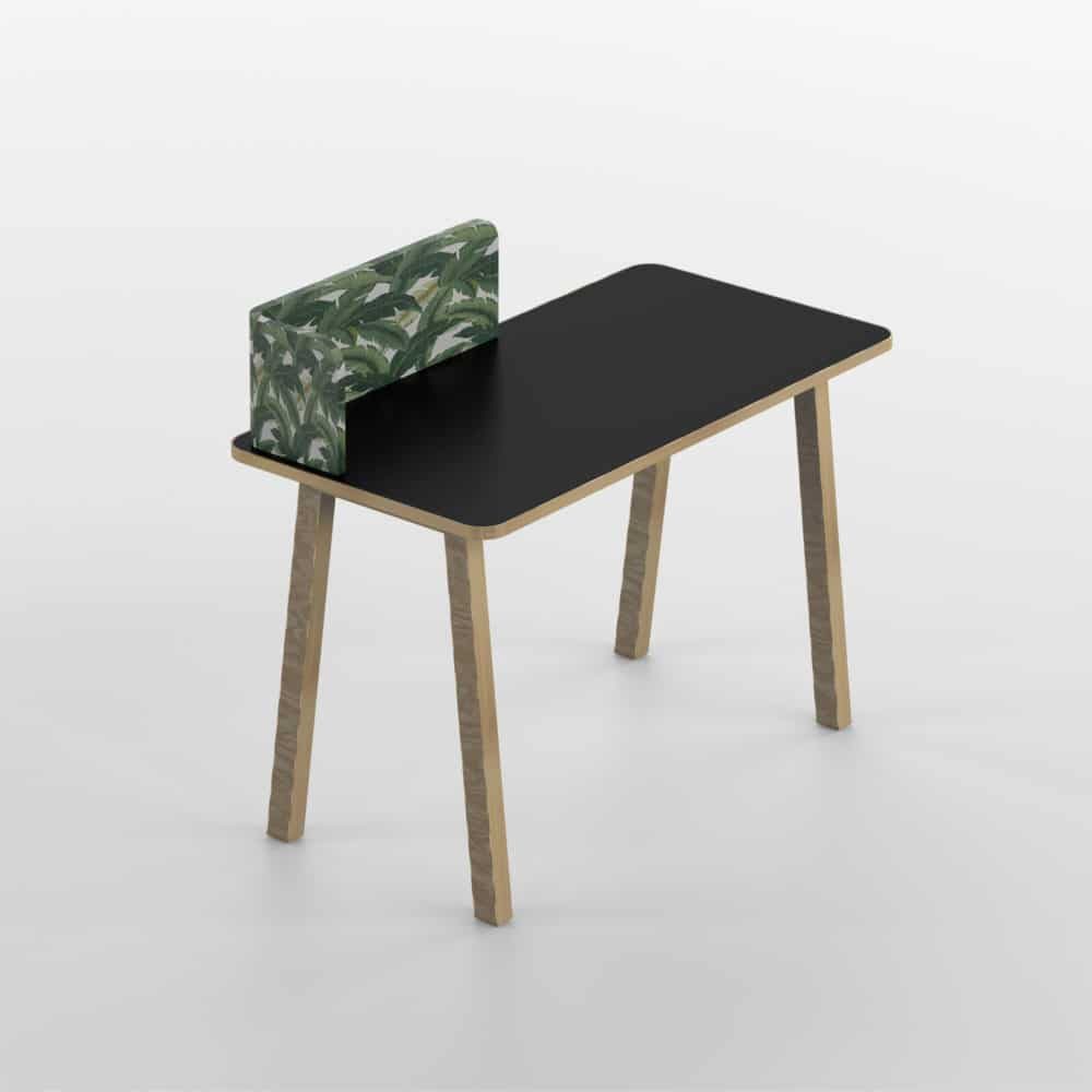 Just Jane Desk Black