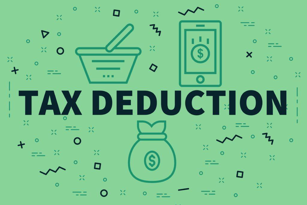 Tax deduction logo for Ukhuni