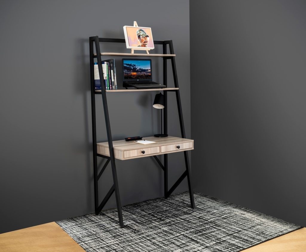 Home office shelve with drawers for Ukhuni