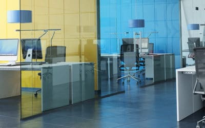 Applying the Psychology of Colour in Workspaces