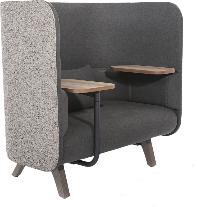 Business furniture for both home and office set up couch
